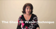 How To Solve Problems Using Energized Water – The Glass of Water Technique of The Silva Method