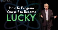 How To Program Yourself To Be Lucky (John Kehoe)