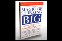 The Magic of Thinking Big (Audiobook) by David Schwartz